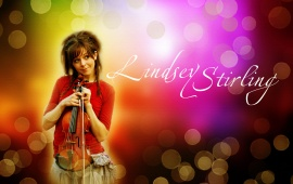 Lindsey Stirling Abstraction