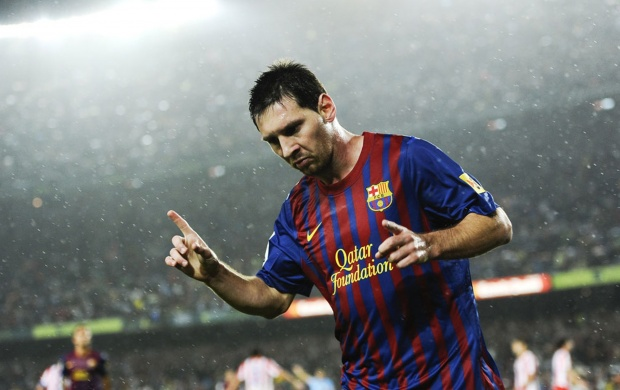 Lionel Messi FC Barcelona (click to view)