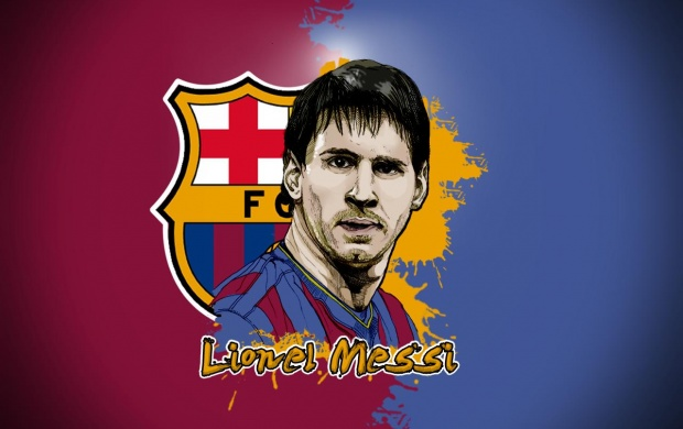 Lionel Messi Vector (click to view)