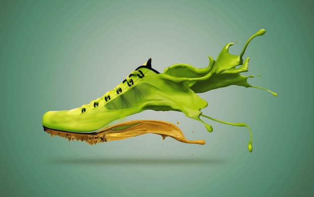 Liquid Sport Shoe (click to view)