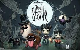 Little Big Planet 3 Don't Starve