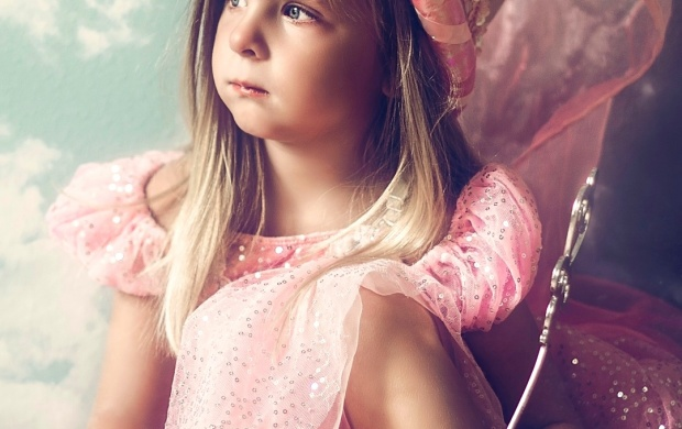 Little Girl Fairy (click to view)