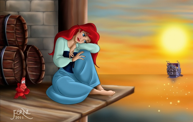 Little Mermaid Hopeless (click to view)