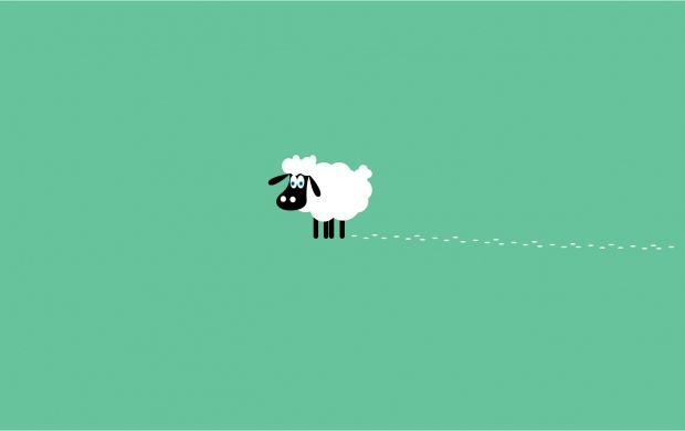 Little Stray Sheep (click to view)