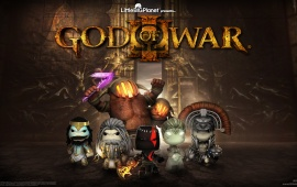Littlebigplanet 3 God Of War III