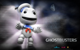 LittleBigPlanet - Ghost Busters