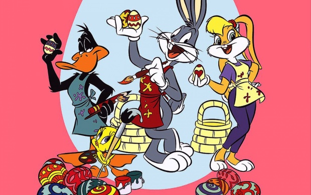 Looney Tunes Enjoying (click to view)