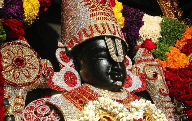Lord Balaji (click to view)