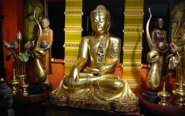 Lord Buddha Yoga Meditation