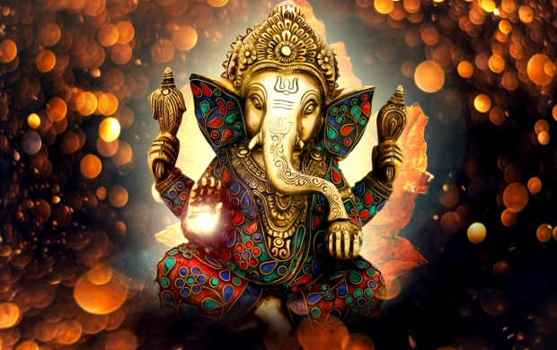 Lord Ganesh Statue (click to view)