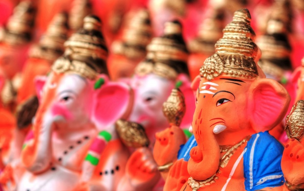 Lord Ganesh Statues For Gifts (click to view)