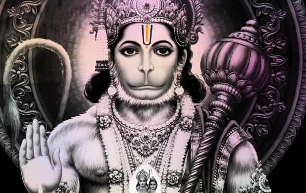 Lord Hanuman Devotional (click to view)