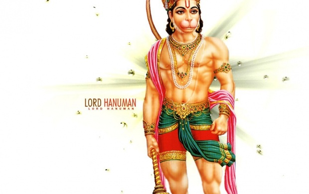 Lord Hanuman Ji (click to view)