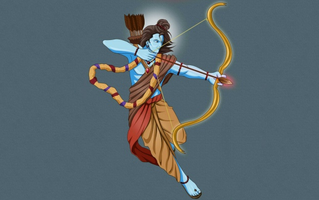 Lord Ram Sketches (click to view)