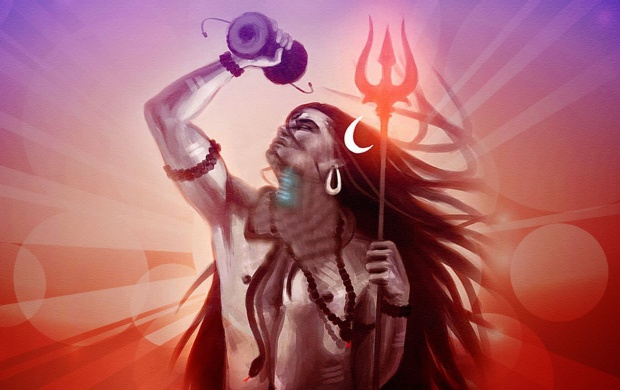 Lord Shiva The Universe (click to view)