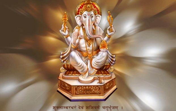 Lord Siddhivinayak Click To View