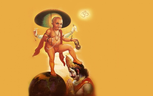 Lord Vamana (click to view)