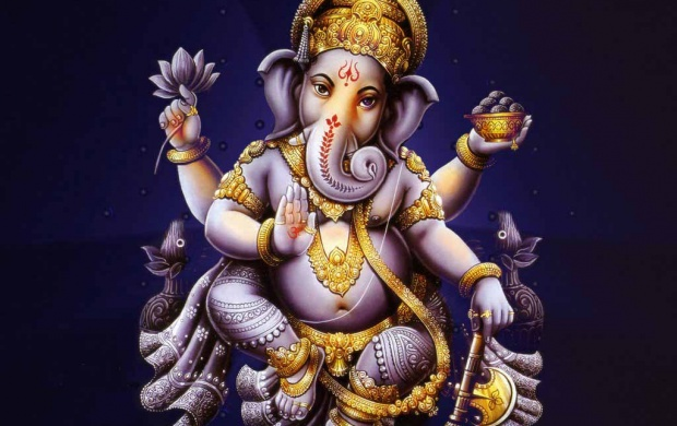 Lord Vinayagar (click to view)