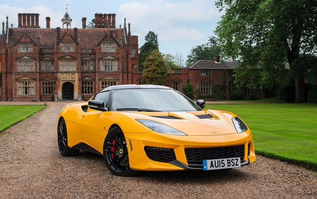 Lotus Evora 400 2016 (click to view)