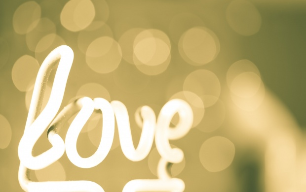 Love Bokeh Light (click to view)