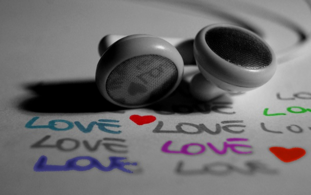 Love Headphones (click to view)