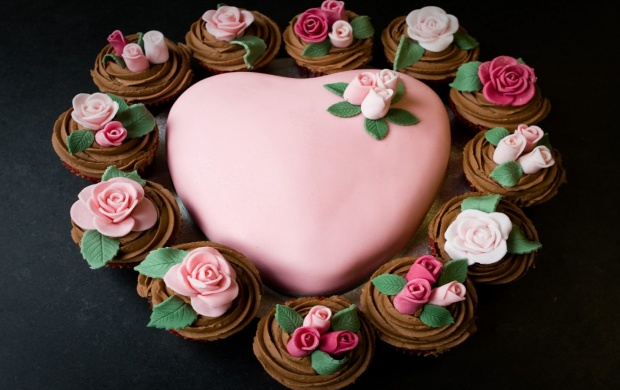 Love Heart Cake (click to view)