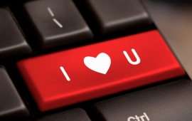 Love Heart Keyboard
