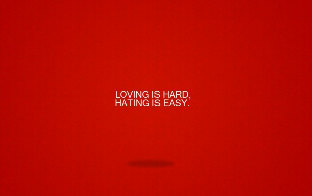 Love Is Hard (click to view)