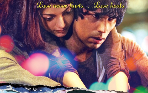 Love Never Hurts Love Heals Do Lafzon Ki Kahani wallpapers