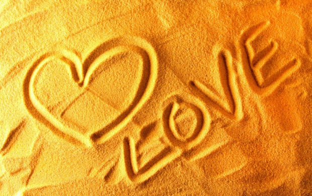Love On The Sand (click to view)