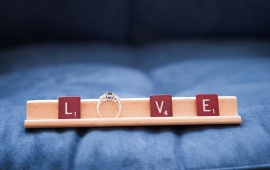 Love Words And Ring