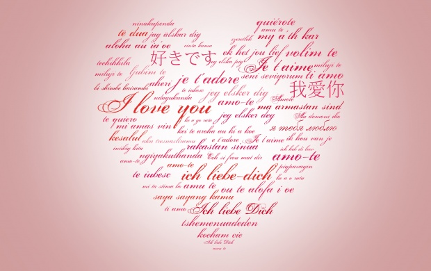 Love You In Many Languages (click to view)