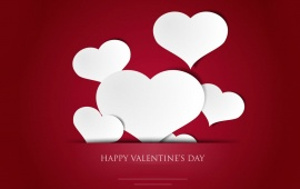 Lovely Happy Valentine's Day