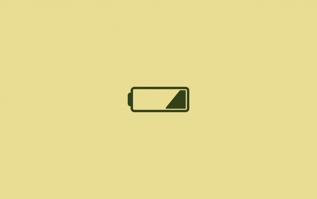 Low Battery Logo (click to view)