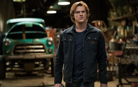 Lucas Till In Monster Trucks 2017