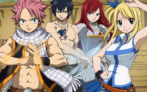 Lucy Fairy Tail (click to view)