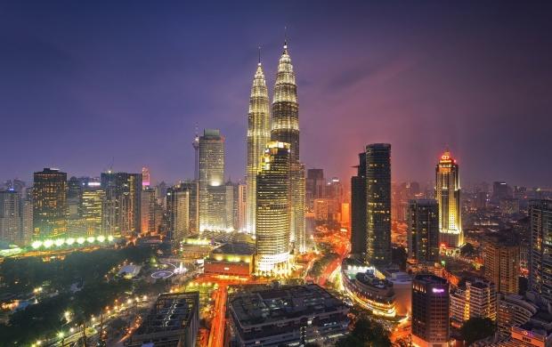 Kuala Lumpur Beautiful Hd Wallpapers: Luxurious Kuala-Lumpur Malaysia Wallpapers