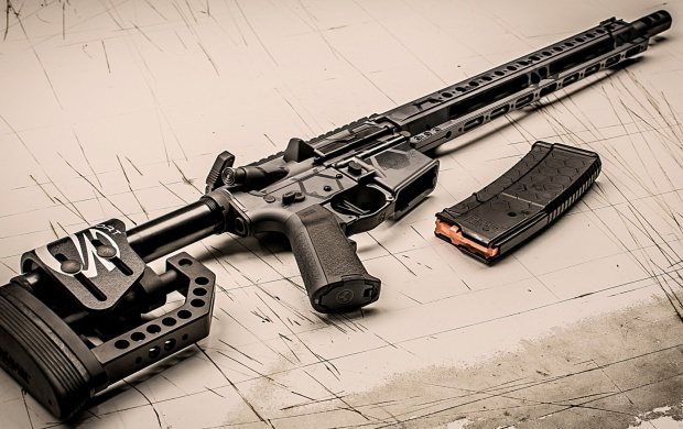 Lvoa-3g Assault Rifle (click to view)