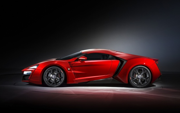 Lykan Hypersport Supercar (click to view)