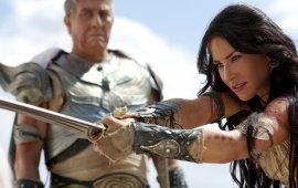 Lynn Collins In John Carter Movie