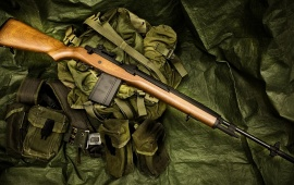 M14 Semi-Automatic Rifle