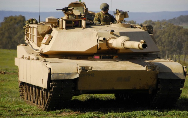 M1 Abrams (click to view)