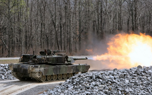 M1 Abrams Shooting (click to view)