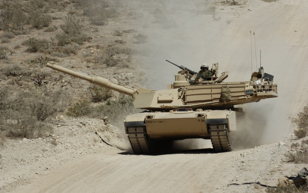 M1 Abrams Tank (click to view)