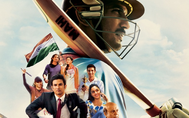 M.S Dhoni The Untold Story Movie (click to view)