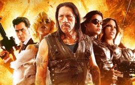 Machete Kills 2013 Still