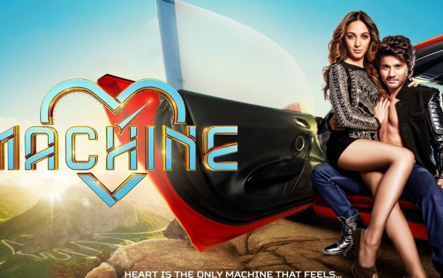 Machine First Look (click to view)