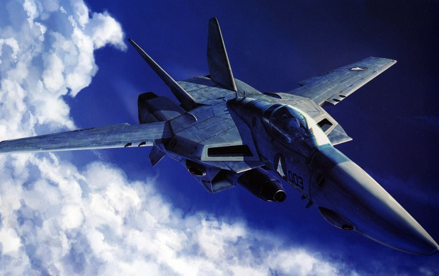 Macross Aircraft (click to view)