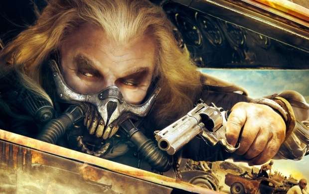 Mad Max: Fury Road Poster (click to view)