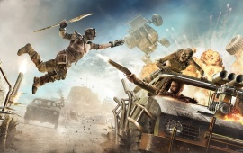 Mad Max Video Game 2015